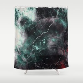 p Sceptrum Shower Curtain