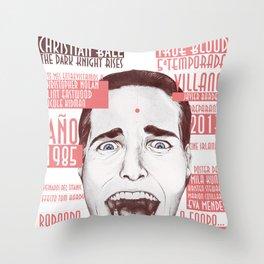016C Throw Pillow