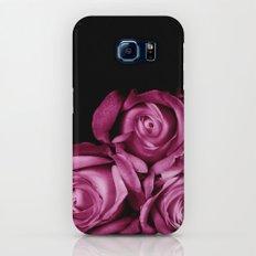 Pink Roses Slim Case Galaxy S7