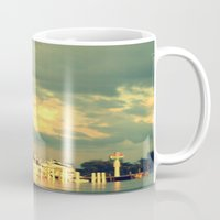 sail Mugs featuring Lets Go For a Boat Ride by 2sweet4words Designs