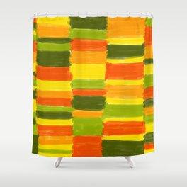 Fresh Colours No 1 Shower Curtain