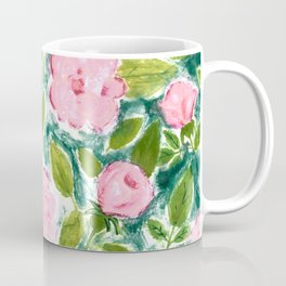 Roses in Bloom Coffee Mug