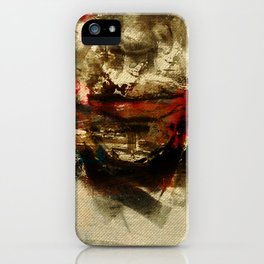 The Human Race iPhone Case