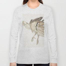 Dood vogeltje patrijs (1873-917) print in high resolution by Theo van Hoytema Long Sleeve T-shirt