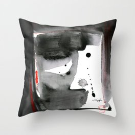 Expressions No. 1 by Kathy Morton Stanion Throw Pillow