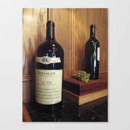 The Biggest Bottle Canvas Print