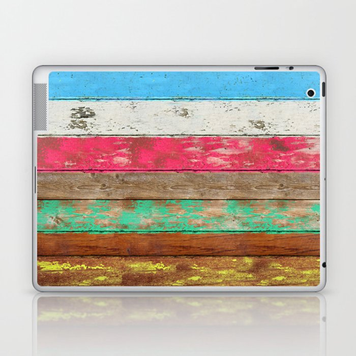 Eco Fashion Laptop & iPad Skin
