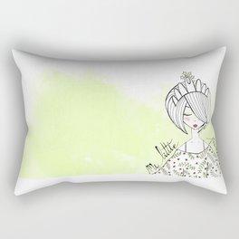 My little pirncess Rectangular Pillow