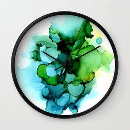 Topaz Wall Clock