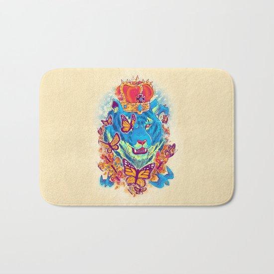The Siberian Monarch Bath Mat