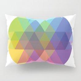 Fig. 040 Hexagon Shapes Pillow Sham