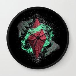 the Craft Wall Clock