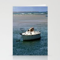 rustic Stationery Cards featuring Rustic by Chris' Landscape Images & Designs