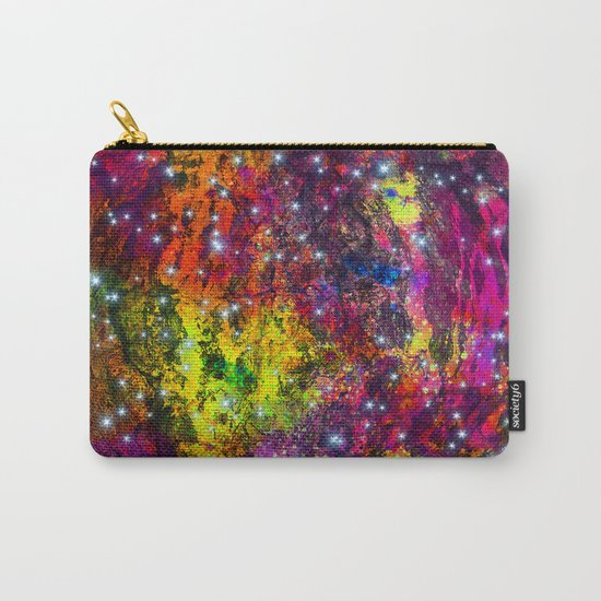 stars in the colorful wall Carry-All Pouch