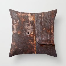 Bullet Point Throw Pillow