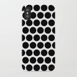 Graphic_Polka Dots  iPhone Case