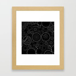 Seeing Spots and Dots! Framed Art Print