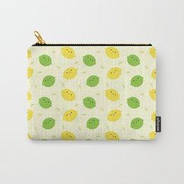Kawaii Lemons & Limes Carry-All Pouch