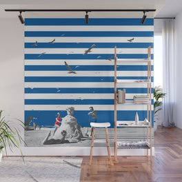 Beach Time Wall Mural