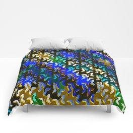 High Heel Pattern Comforters