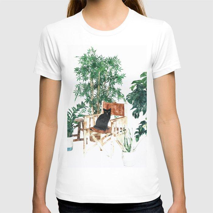 Boho Kitty T-shirt