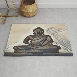 Siddhartha Gautama - Buddha Rug