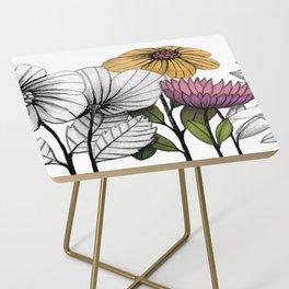Lush garden Side Table