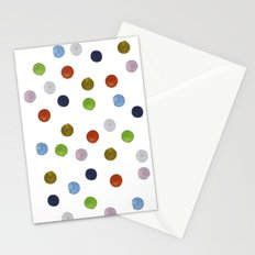 Pinpoint Dots Stationery Cards