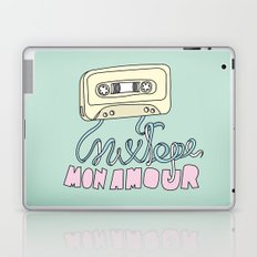 Mixtape mon amour Laptop & iPad Skin