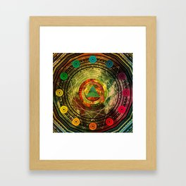 Cosmos MMXIII - 08 Framed Art Print