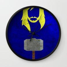 Thor: Avengers Movie Variant Wall Clock