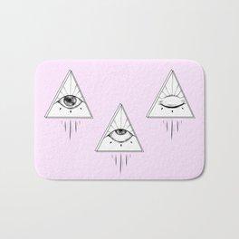 Pinkeye Bath Mat