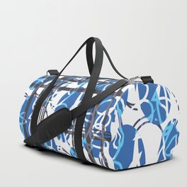Mirror Mirror Twice Duffle Bag