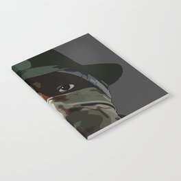Hip Hop Mos Notebook