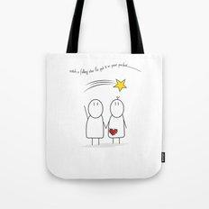 Jibsey & Jess. Catch A Falling Star Tote Bag