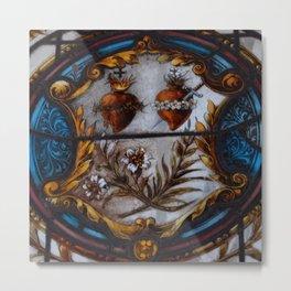Sacred Hearts Metal Print