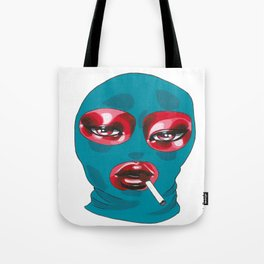 Gang Girl Tote Bag