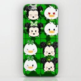 Irish Tsum Tsums iPhone Skin