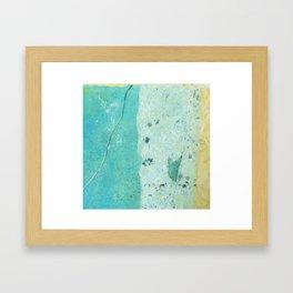 butterfly (2 of 4) Framed Art Print