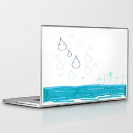 Soft Fall Laptop & iPad Skin
