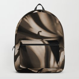 Tulip-sepia Backpack