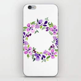 Lavender Blue (Dilly Dilly) iPhone Skin