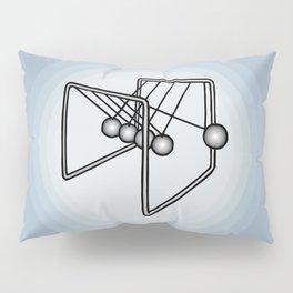 Newton's balls or Executive Ball Clicker Pillow Sham