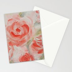 Petal Roses Stationery Cards
