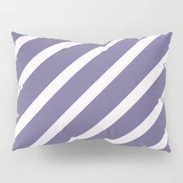 CLASSIC CROSS JACARANDA Stripes Pillow Sham