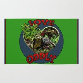 Love Oddly Rug