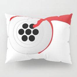 Plughole Blood Pillow Sham