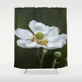Graceful Anemones, No. 3 Shower Curtain