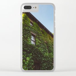 West Village Charm III Clear iPhone Case