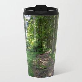 Hiking Trail - Landscape Photography Travel Mug